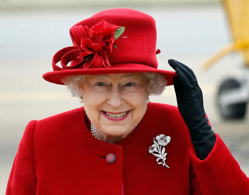 Królowa Elżbieta II /Christopher Furlong /AFP
