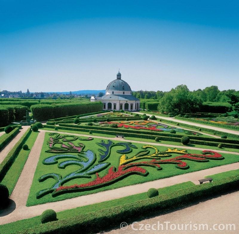 Kromeriz - Ogród Kwiatowy /materiały prasowe