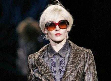 Krótka fryzura dodaje charakteru, zmienia wizerunek i odmładza. /East News/ Zeppelin