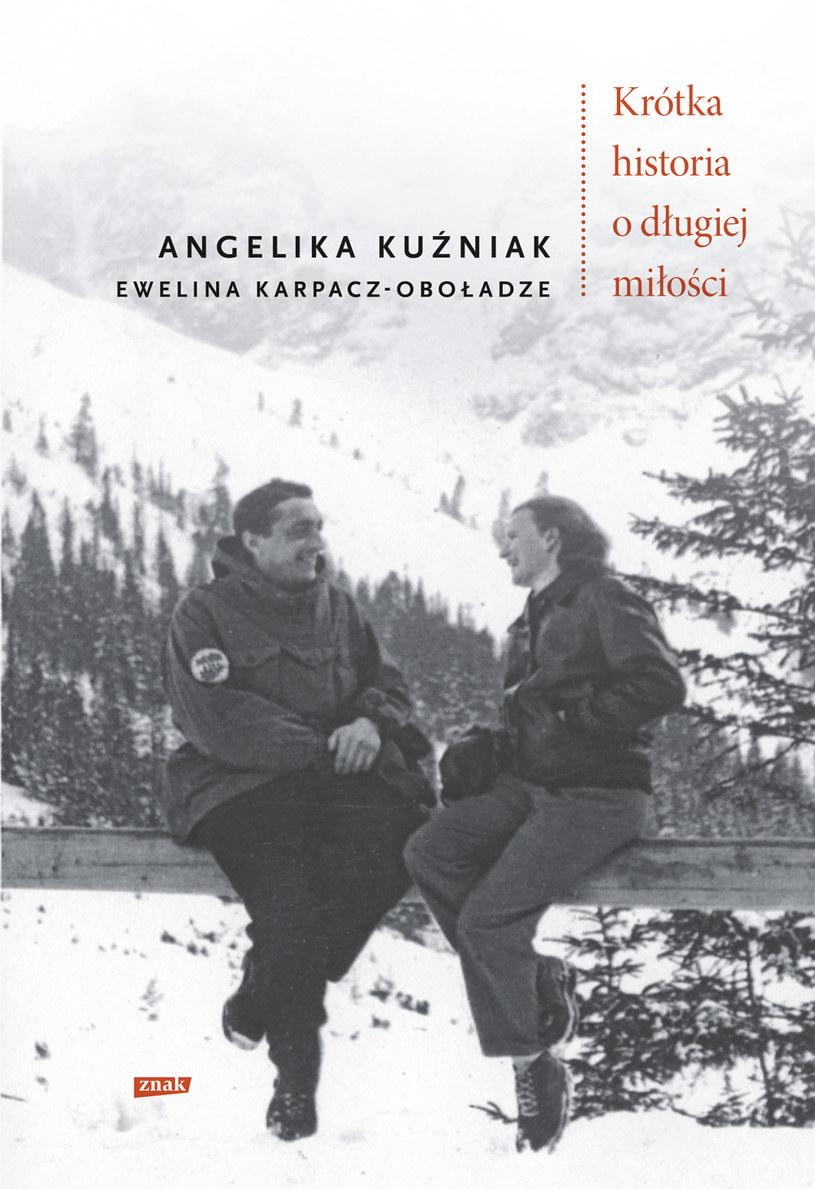 Krótka historia o długiej miłości, A. Kuźniak i E. Karpacz-Oboładze /INTERIA.PL/materiały prasowe