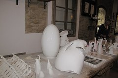 Kruche cuda z ćmielowskiej fabryki porcelany