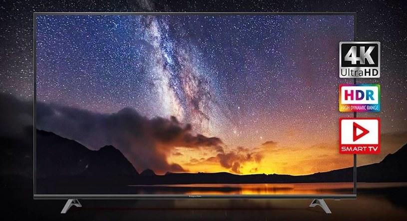Kruger&Matz - jeden z nowych modeli telewizorów /materiały prasowe