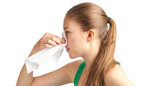 Krwawienie z nosa: Co może być przyczyną?
