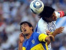 Krwawy trening piłkarzy Boca Juniors
