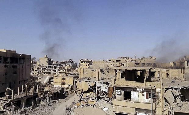 Krwawy zamach w syryjskim Dajr az-Zaur: Zginęło co najmniej 75 cywilów