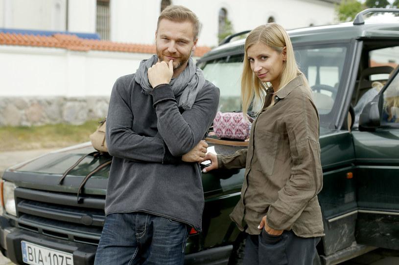 Krystian Wieczorek i Magdalena Schejbal /Podlewski /AKPA