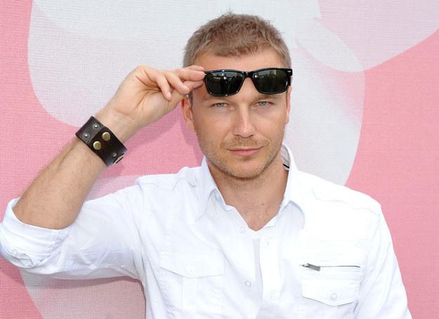 Krystian Wieczorek to jeden z najprzystojniejszych polskich aktorów /A. Szilagyi /MWMedia