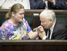 Krystyna Pawłowicz nazwała prezydenta... Adrianem