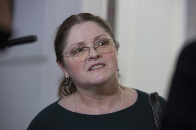 Krystyna Pawłowicz /Anna Abako /East News