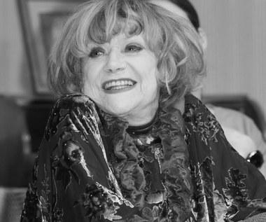Krystyna Sienkiewcz nie żyje. Aktorka zmarła w wieku 81 lat