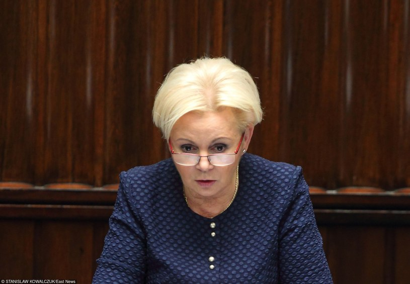 Krystyna Skowrońska /Stanisław Kowalczuk /East News