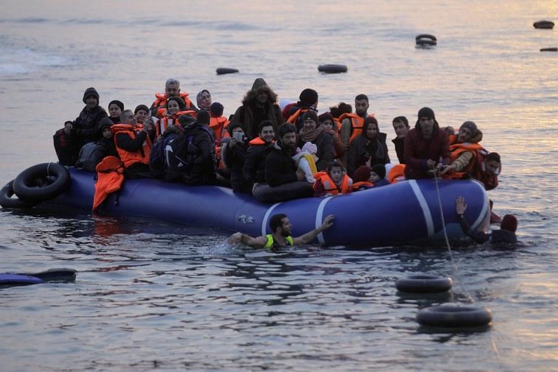 Kryzys migracyjny prosi o pomoc wojsko /PAP/EPA