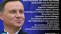 Kryzys sejmowy w Polsce. Głosy polityków