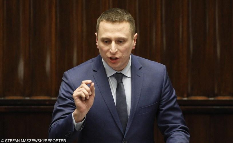Krzysztof Brejza /STEFAN MASZEWSKI/REPORTER /East News