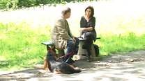 Krzysztof Globisz: Pies jest zawsze ze mną