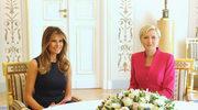 Krzysztof Gojdź: Agata Duda czy Melania Trump? Która pierwsza dama zachwyca wyglądem?