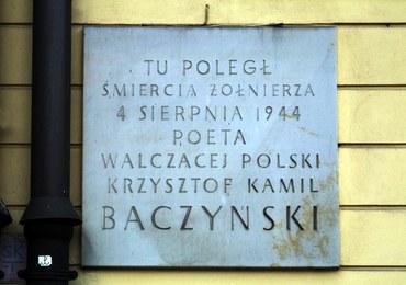 Krzysztof Kamil Baczyński - biografia i twórczość