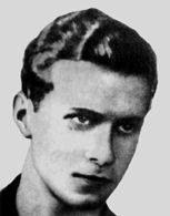 Krzysztof Kamil Baczyński /Encyklopedia Internautica