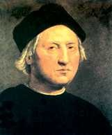 Krzysztof  Kolumb,  Domenico Ghirlandaio /Encyklopedia Internautica