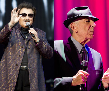 Krzysztof Krawczyk i Leonard Cohen. Bardziej podobni niż myślisz