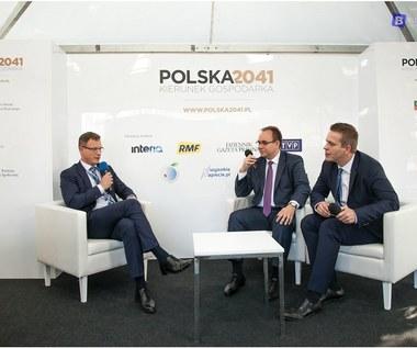 Krzysztof Krystowski, prezes PZL Świdnik specjalnie dla Interii