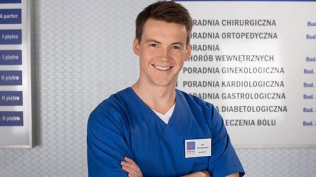 Krzysztof Kwiatkowski jako Jan /www.nadobre.tvp.pl/