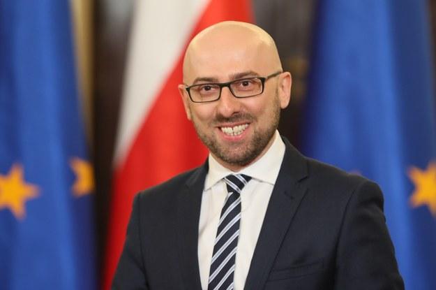 Krzysztof Łapiński: Posłowie PiS wymyślili mu złośliwą ksywkę /Andrzej Iwańczuk /Reporter