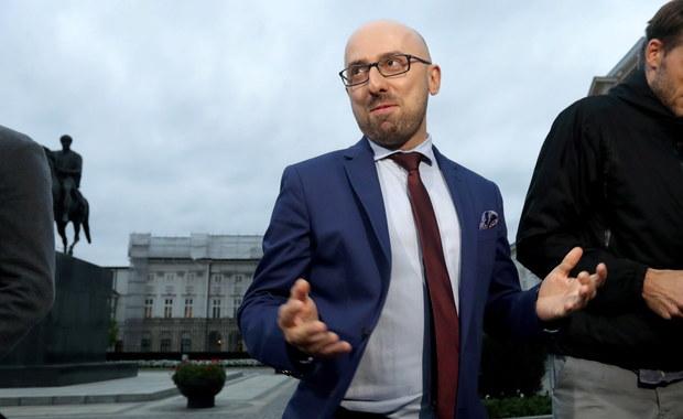 Krzysztof Łapiński: Prof. Rzepliński nie jest ani ministrem, ani doradcą prezydenta
