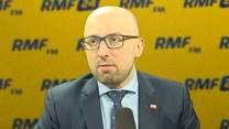 Krzysztof Łapiński w Porannej rozmowie w RMF FM