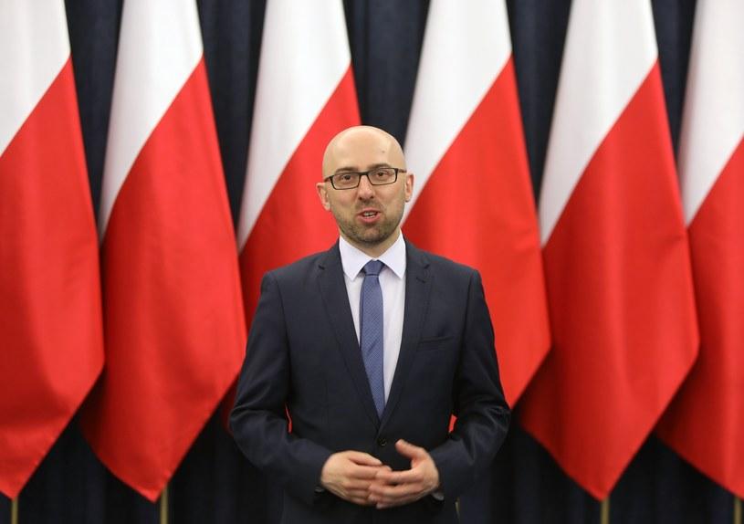 Krzysztof Łapiński /STANISLAW KOWALCZUK /East News