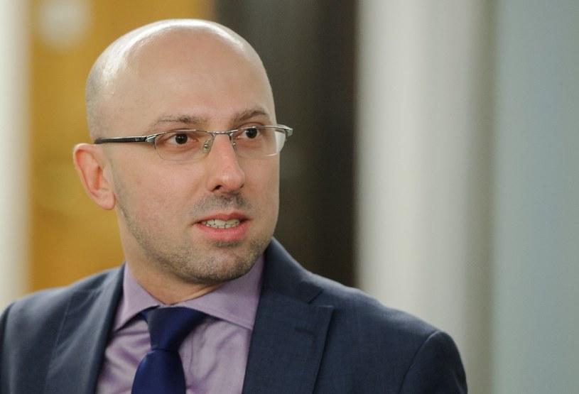 Krzysztof Łapiński /Rafal Oleksiewicz /East News