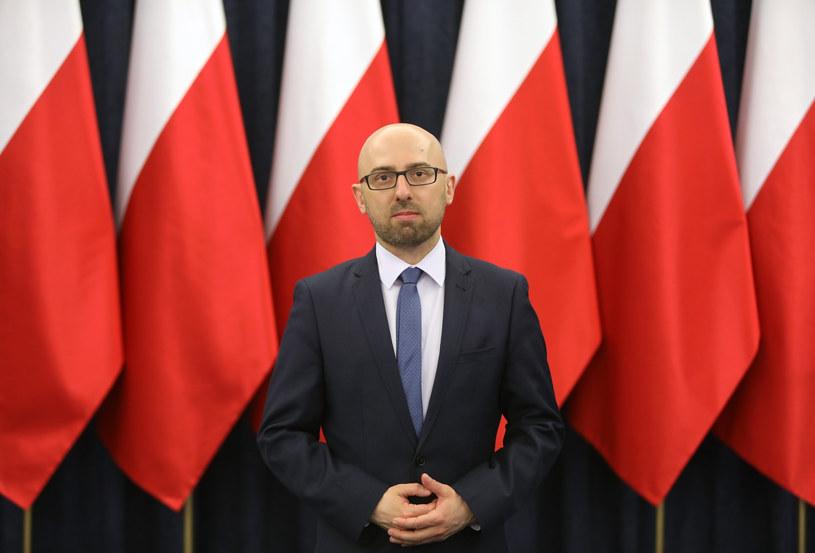 Krzysztof Łapiński /Fot. Stanislaw Kowalczuk /East News