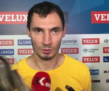 Krzysztof Lijewski po meczu z Telekomem Veszprem (32-32). Wideo
