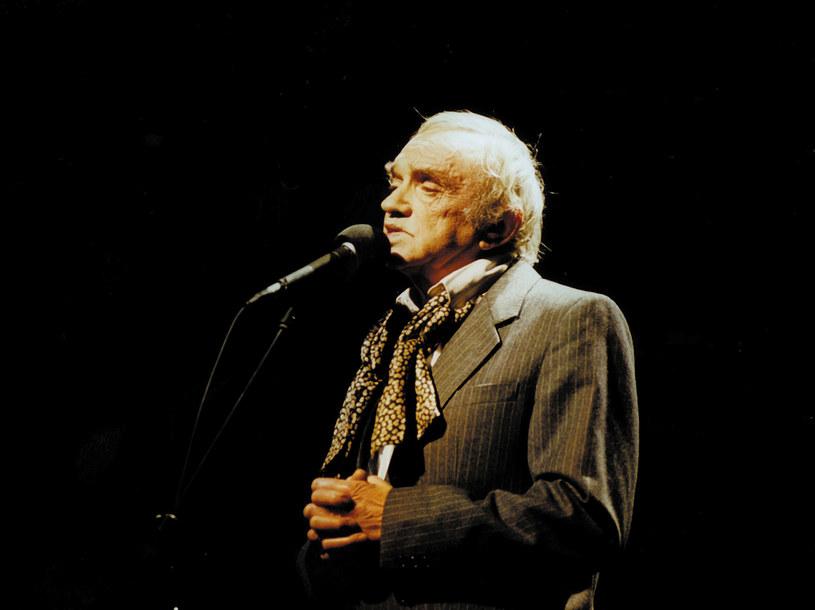 Krzysztof Litwin w 1999 roku /Prończyk /AKPA