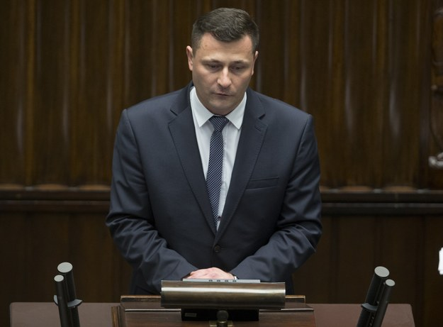 Krzysztof Paszyk, PSL /Andrzej Iwańczuk /Reporter