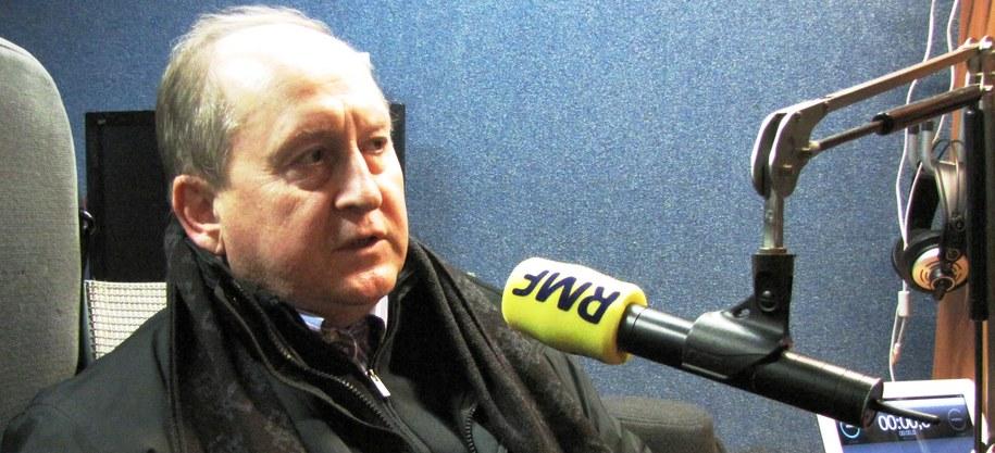 Krzysztof Pietraszkiewicz /Krzysztof Berenda /RMF FM