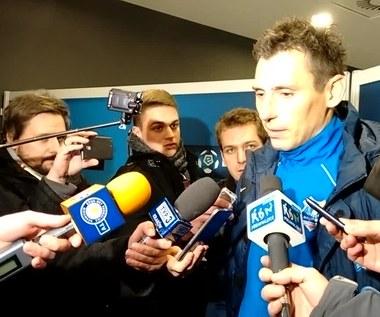 Krzysztof Pilarz po meczu z Cracovią (3-1)
