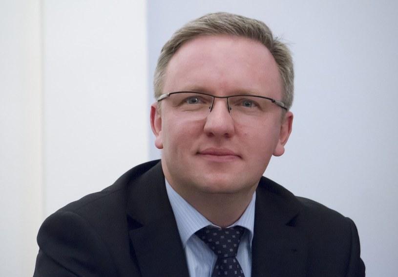 Krzysztof Szczerski /Krystian Dobuszyński /East News