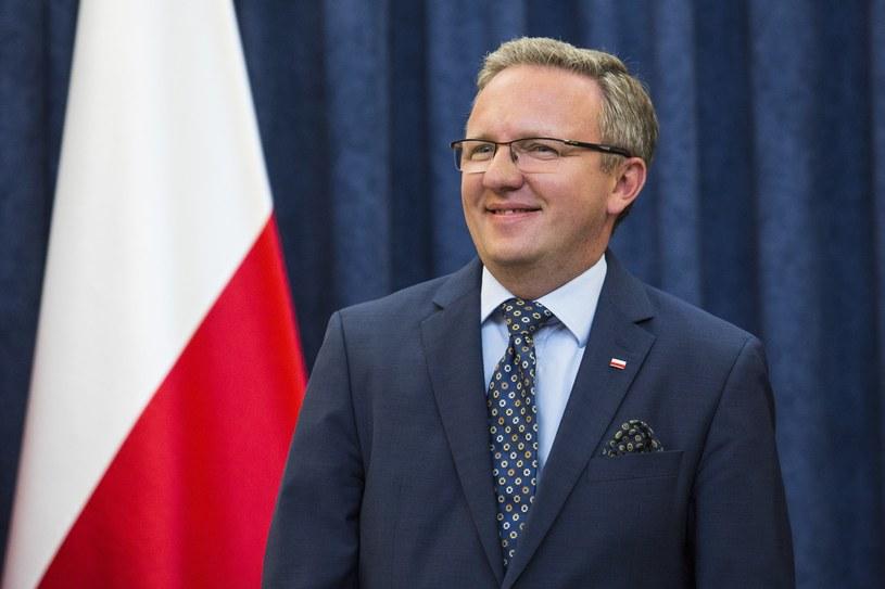 Krzysztof Szczerski /Andrzej Hulimka/Reporter /East News