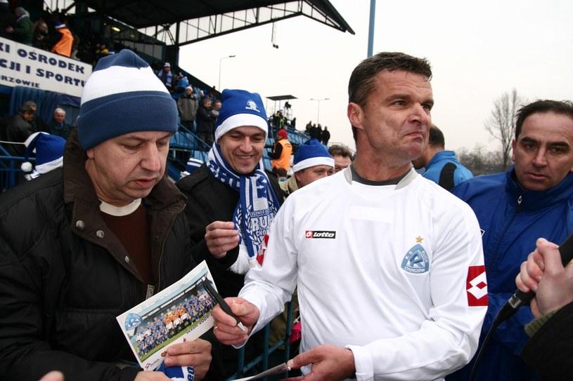 Krzysztof Warzycha (drugi od prawej) /Adrian Ślazok /East News