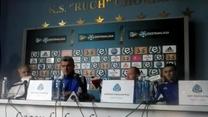Krzysztof Warzycha: Wierzę, że utrzymam zespół. Wideo