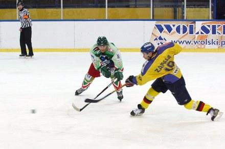 Krzysztof Zapała - najskuteczniejszy strzelec play offów, fot: Tadeusz Bącal /INTERIA.PL