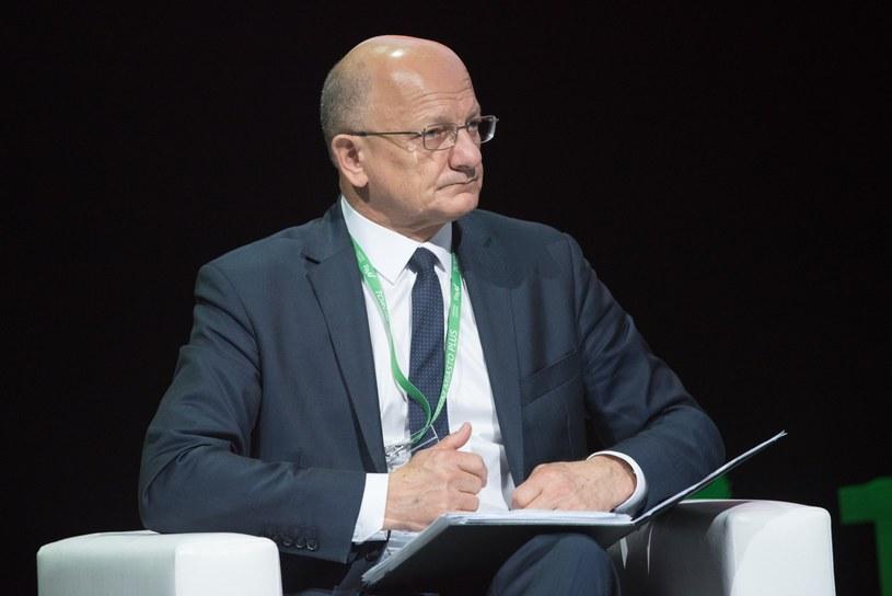 Krzysztof Żuk, prezydent Lublina /Lukasz Piecyk/REPORTER /Reporter