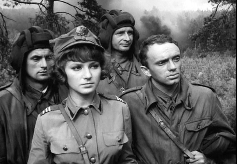 """Krzysztofa Litwina mogliśmy również oglądać w serialu """"Czterej pancerni i pies"""" /East News/POLFILM"""