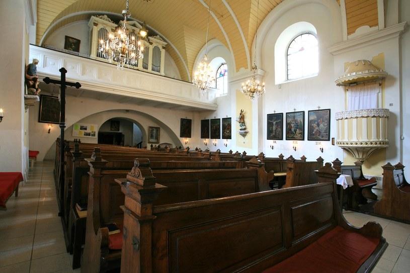 Krzywy kościół w Karwinie, Fot. Štefan Špic /materiały prasowe