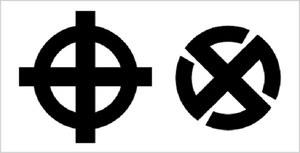 Krzyże skinheadowskie /