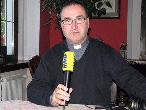 Ks. Henryk Błaszczyk /Dariusz Proniewicz /RMF FM