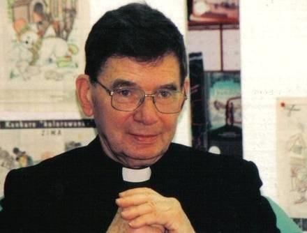 Ks. Mieczysław Maliński / fot. Piotr Batorowicz /Agencja SE/East News