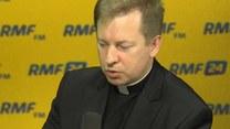 Ks. Paweł Rytel-Andrianik w Popołudniowej rozmowie w RMF FM