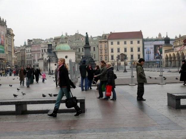 Ksenia przyjechała do Krakowa, żeby dowiedzieć się więcej o kulturze swoich przodków/fot.T.Piekarski /MWMedia